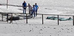 Koszmar we Włoszech. Rodzina wpadła do krateru wulkanu