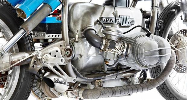 Kingston BMW R100/7 turbo