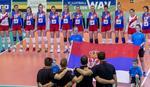 KADETKINJE UBEDLJIVE Odbojkašice Srbije maksimalne protiv Slovenije