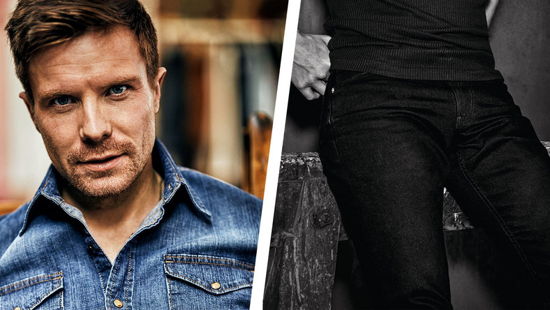 GoT's Joe Dempsie Sports 3 Spring Denim Essentials