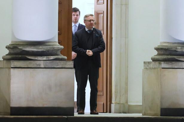 Nasza argumentacja przekonała stronę turecką do wycofania swoich obiekcji - powiedział PAP szef gabinetu prezydenta Krzysztof Szczerski.