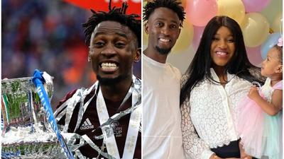 Wilfred Ndidi says FA Cup title is a perfect birthday gift for his daughter