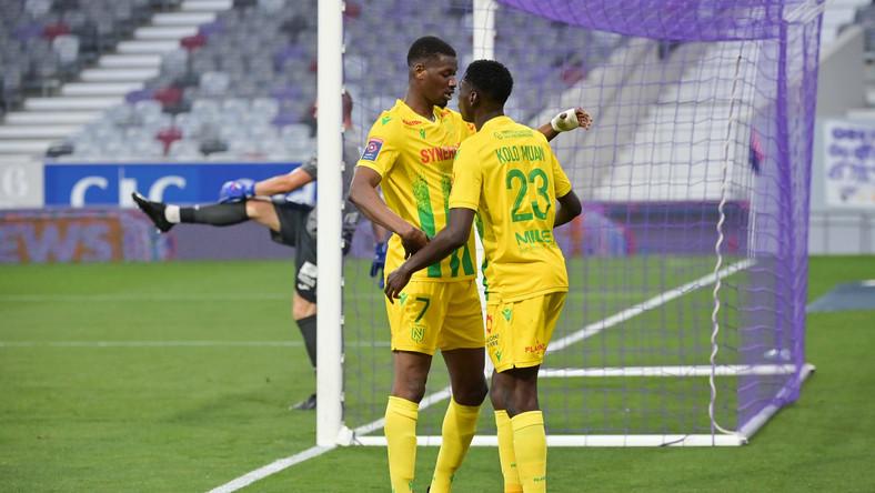 Piłkarze FC Nantes