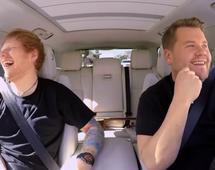 """""""Carpool Karaoke"""" z udziałem Eda Sheerana był jednym z hitów YouTube'a w 2017 roku"""