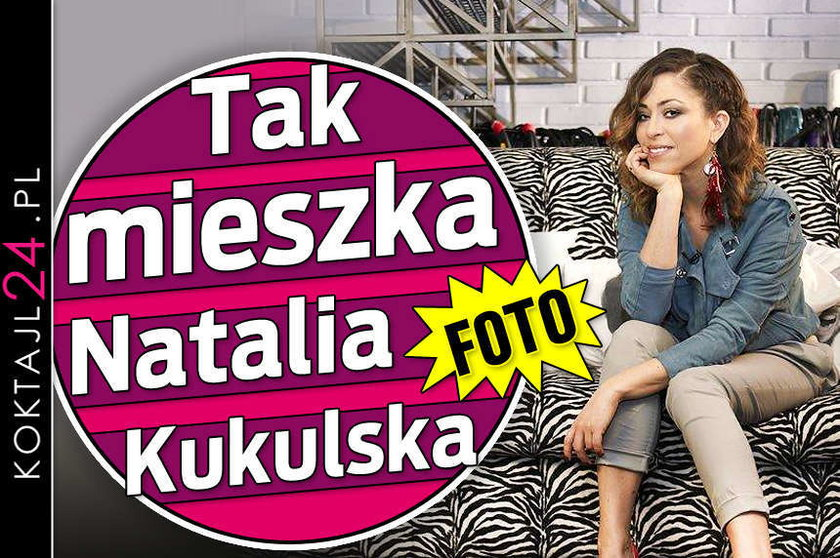FOTO Tak mieszka Natalia Kukulska