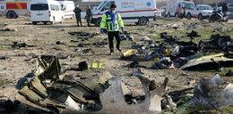 Ukraiński samolot zestrzelony w Iranie. Szokujące słowa szefa MSZ