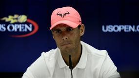 Rankingi ATP: Rafael Nadal liderem, w czołówce bez zmian przed US Open