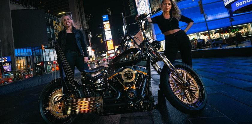 Ten motocykl to cudo. Powstał w Rzeszowie, podbił Nowy Jork