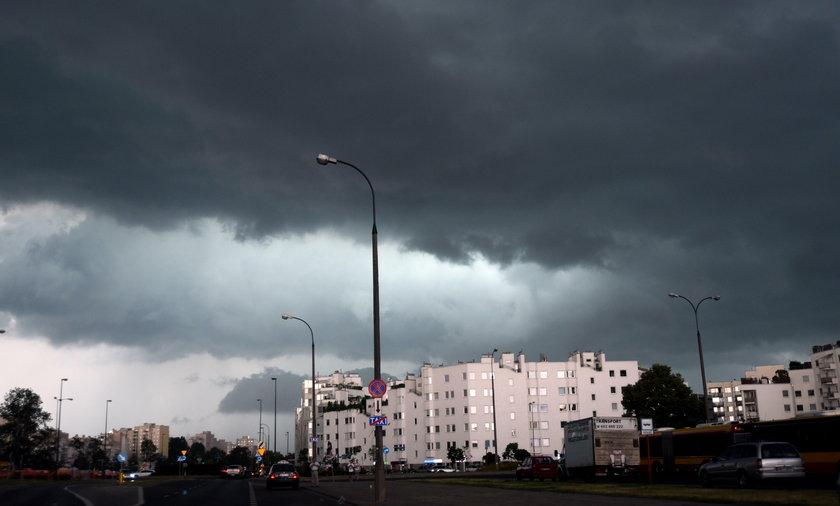 Pogodowy armagedon w Polsce. Meteorolodzy ostrzegają!