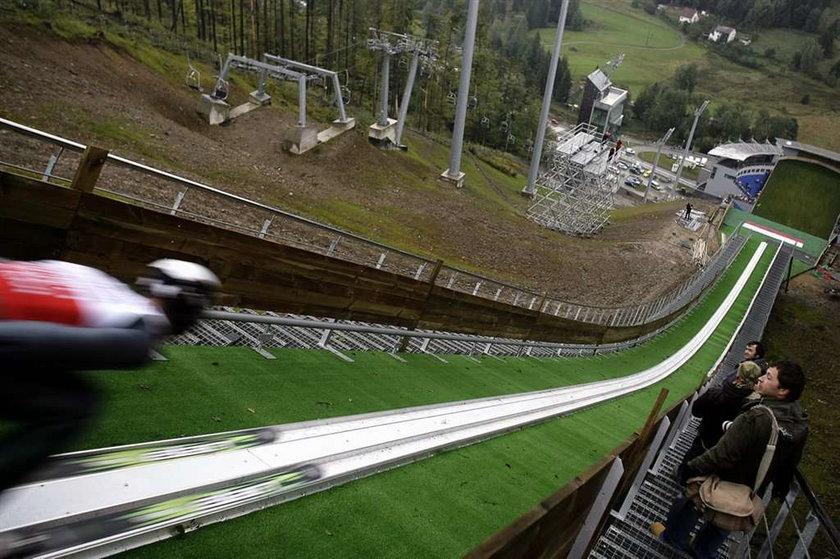 Polscy skoczkowie nie chcą trenować w Wiśle, bo to zbyt drogo kosztuje