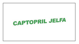 Captopril Jelfa
