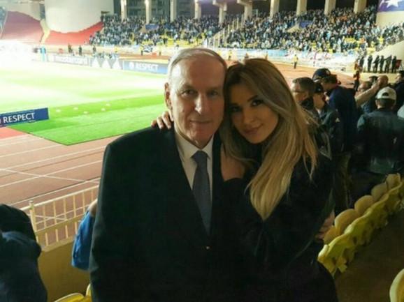 Dragana i Dragan Džajić