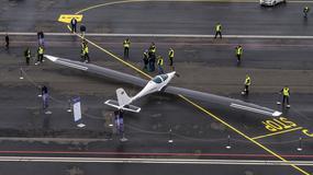 Dziewiczy lot samolotu SolarStratos