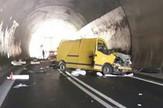 tunel Olovo nesreca