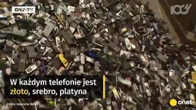Zepsuty telefon to też pieniądz - metale szlachetne, jakie można odzyskać z komórki