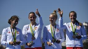 Rio 2016: Monika Ciaciuch musi wymienić medal