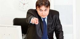 Czy Twój szef jest neurotykiem? Poznasz to po jego...