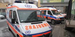 Wypadek karetki w Lublinie. Ciężarna trafiła do szpitala