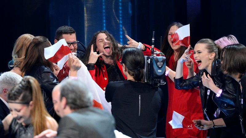 Eurowizja 2016: Michał Szpak