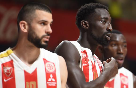 Branko Lazić i Mohamed Faje