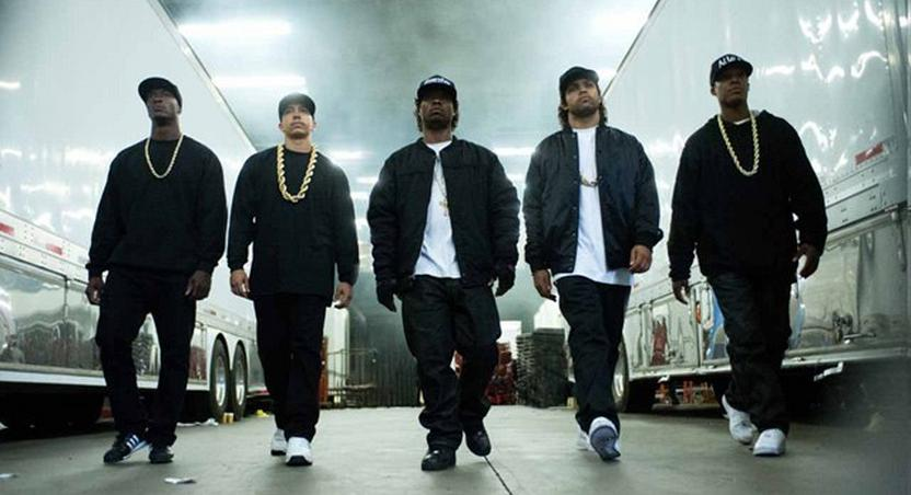 Watch trailer for Straight Outta Compton'.