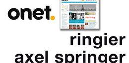 Rignier Axel Springer kupił Onet