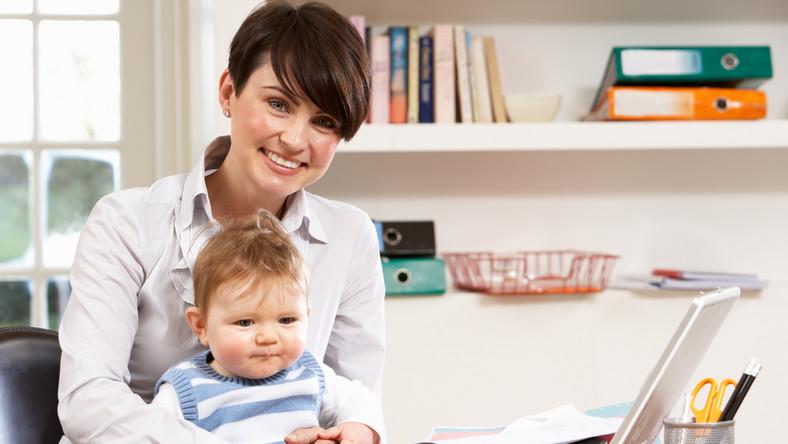 Jak skuetcznie połączyć pracę z opieką nad dzieckiem?