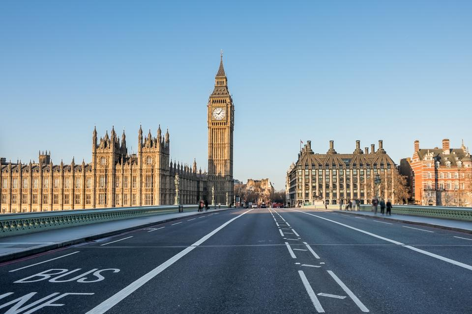 15. Londyn