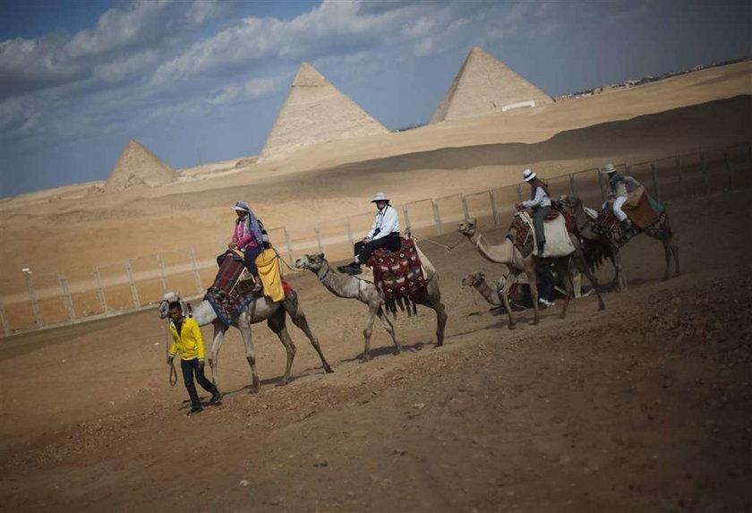 Turyści i tak lecą do Egiptu