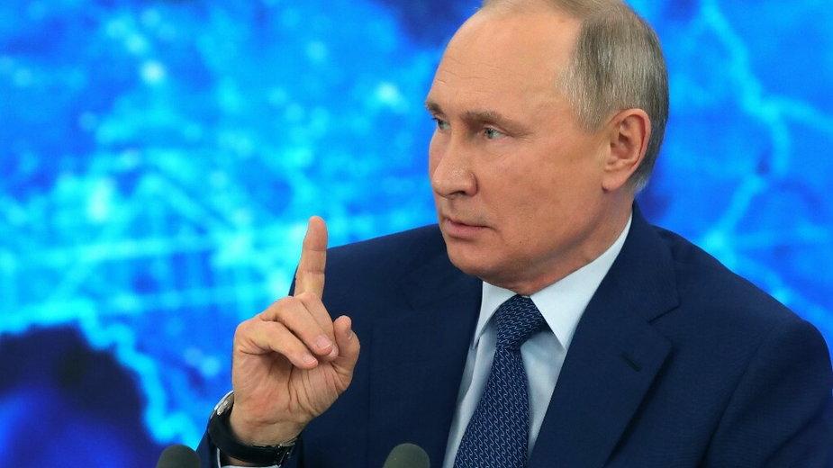 Władimir Putin mówił o wydobyciu ropy niekonwencjonalnej jako czynie barbarzyńskim