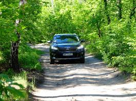 Kia Sorento 2.2 CRDI GT Line - siła masy i prostoty | TEST