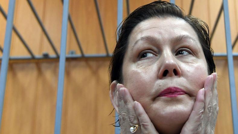 Natalia Szarina