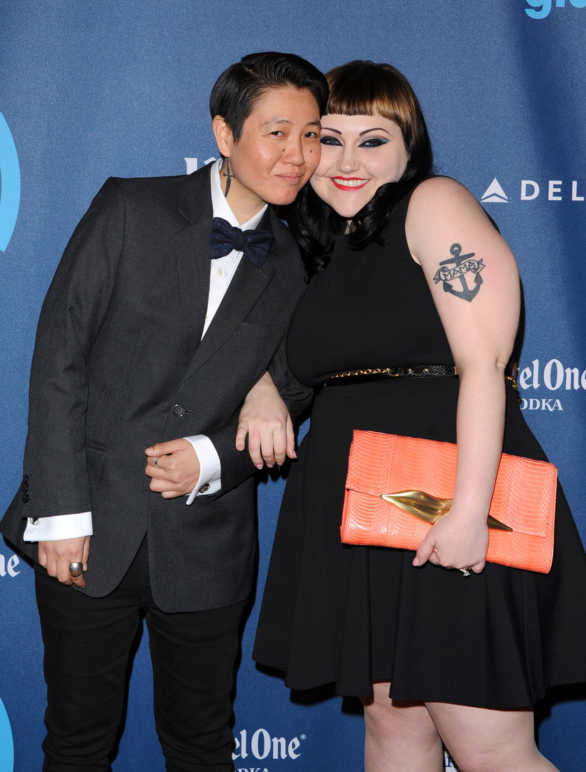 Kristin Ogata i Beth Ditto