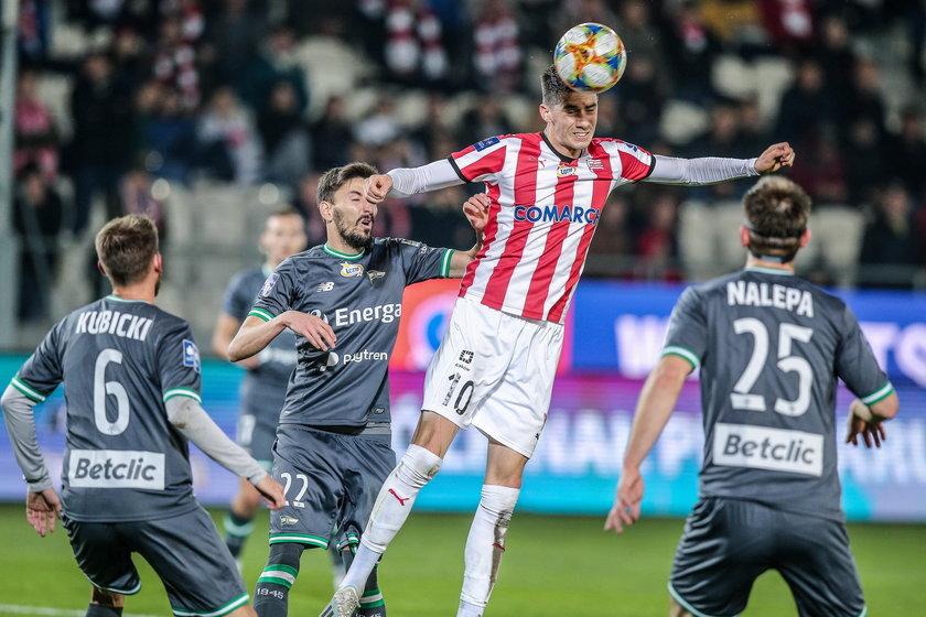 Z Sandecji do Krakowa trafił Brazylijczyk Thiago (23 l.), który podpisał z szefami Pasów aż czteroletni kontrakt.