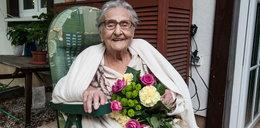 Najstarsza lekarka w Polsce kończy 105 lat. Wciąż pomaga potrzebującym