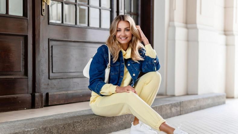 Małgorzata Socha w kampanii kolekcji Monnari wiosna/lato 2021