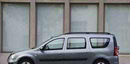 Dacia Logan MCV - Rumuńskie kombi na biopaliwo