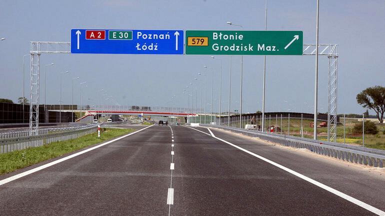 Autostrada A2 w całości przejezdna