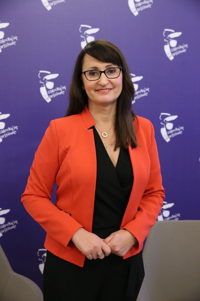 Renata Kaznowska, wiceprezydent Warszawy, przekonuje, że to nie samorząd stwarza problemy