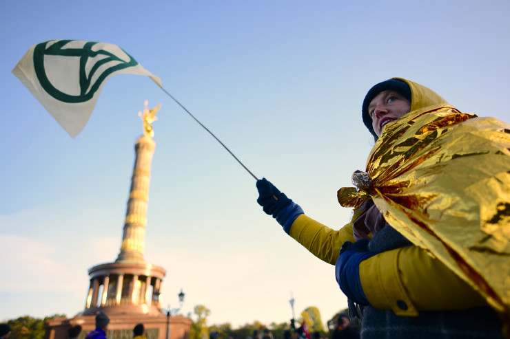 klimatski protesti berlin