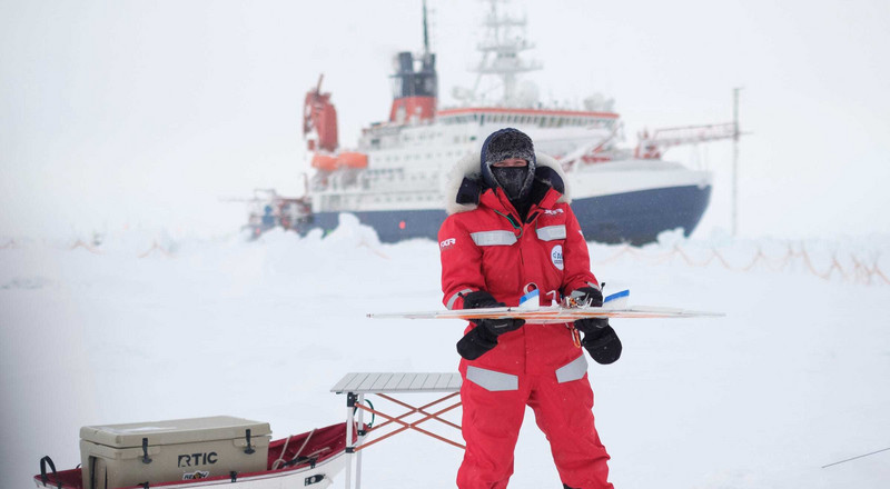 I was trapped on a boat in the Arctic for almost 5 months while on a science expedition because of the pandemic — here's what it was like