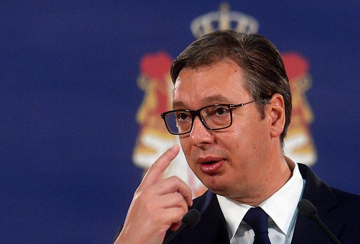 Aleksandar Vučić o ostavci Ramuša Haradinaja