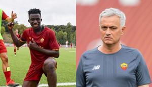 Felix Afena-Gyan: Ghanaian youngster promoted to AS Roma first team by Jose Mourinho