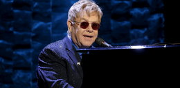 Elton John trafił do szpitala. Zarażono go śmiertelną bakterią