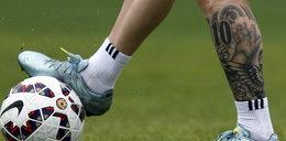 Ci piłkarze golą nogi