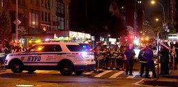 Eksplozja w Nowym Jorku. Opublikowano zdjęcie podejrzanego