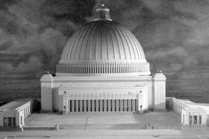 NACISTIČKI SUPERGRAD Ovako bi izgledala prestonica CELOG SVETA da je Hitler ostvario svoj plan (FOTO)