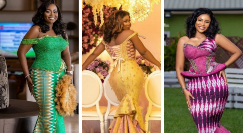 10 stunning kente styles that will trend this 2021