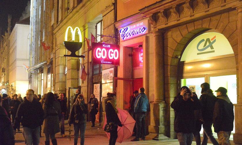 Kluby Go-Go we Wrocławiu