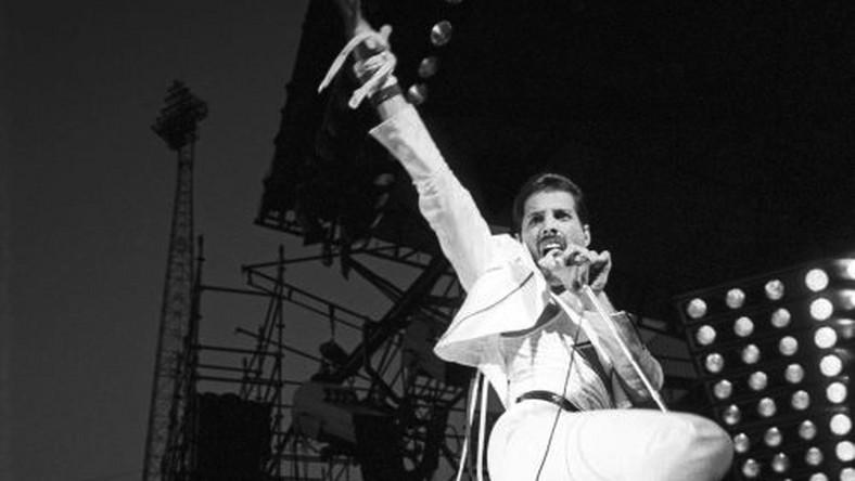 Skradziono tablicę pamiątkową Freddiego Mercury'ego
